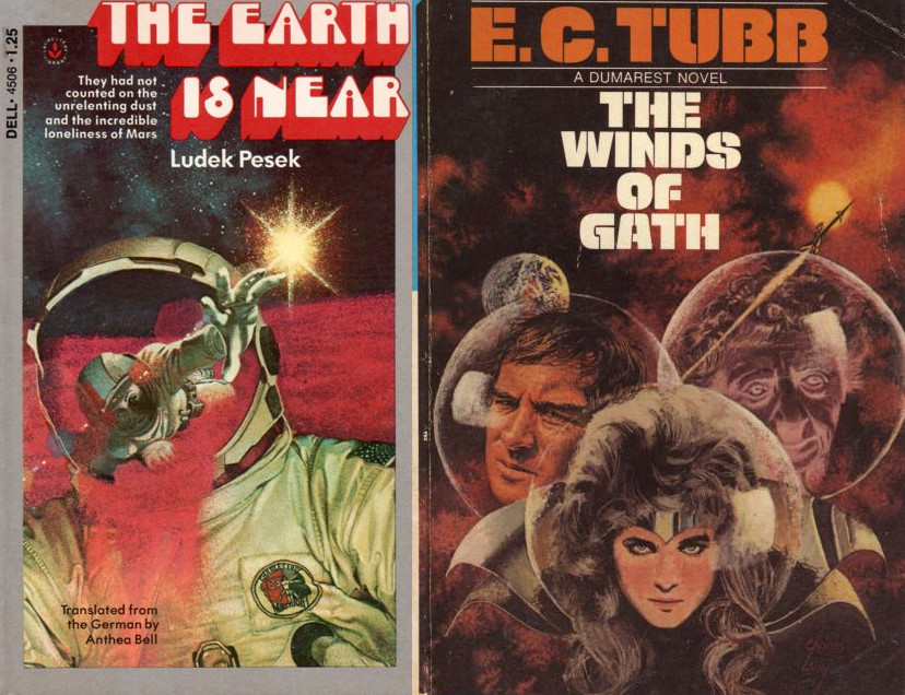 Earth is Near (1975) and Winds of Gath (1976)